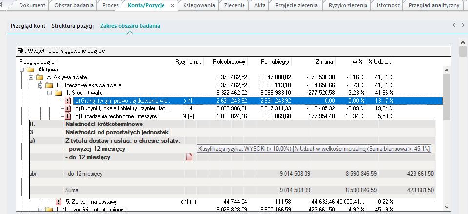 DATEV Audit program do badania sprawozdań finansowych