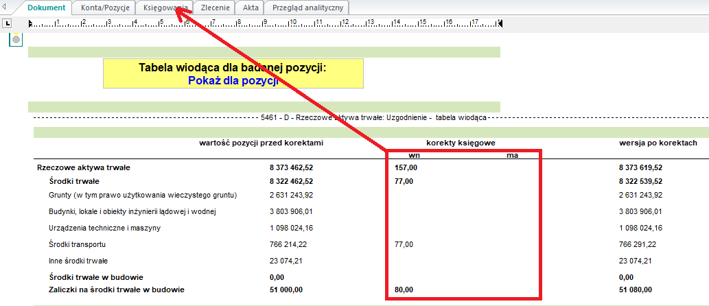 Badanie sprawozdań finansowych z DATEV Audit