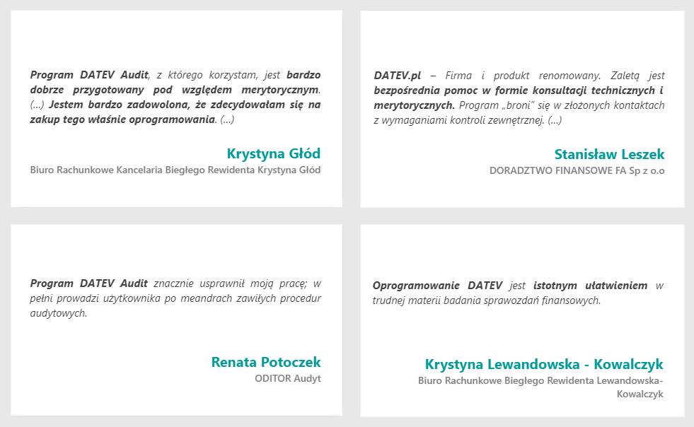 opinie o DATEV.pl