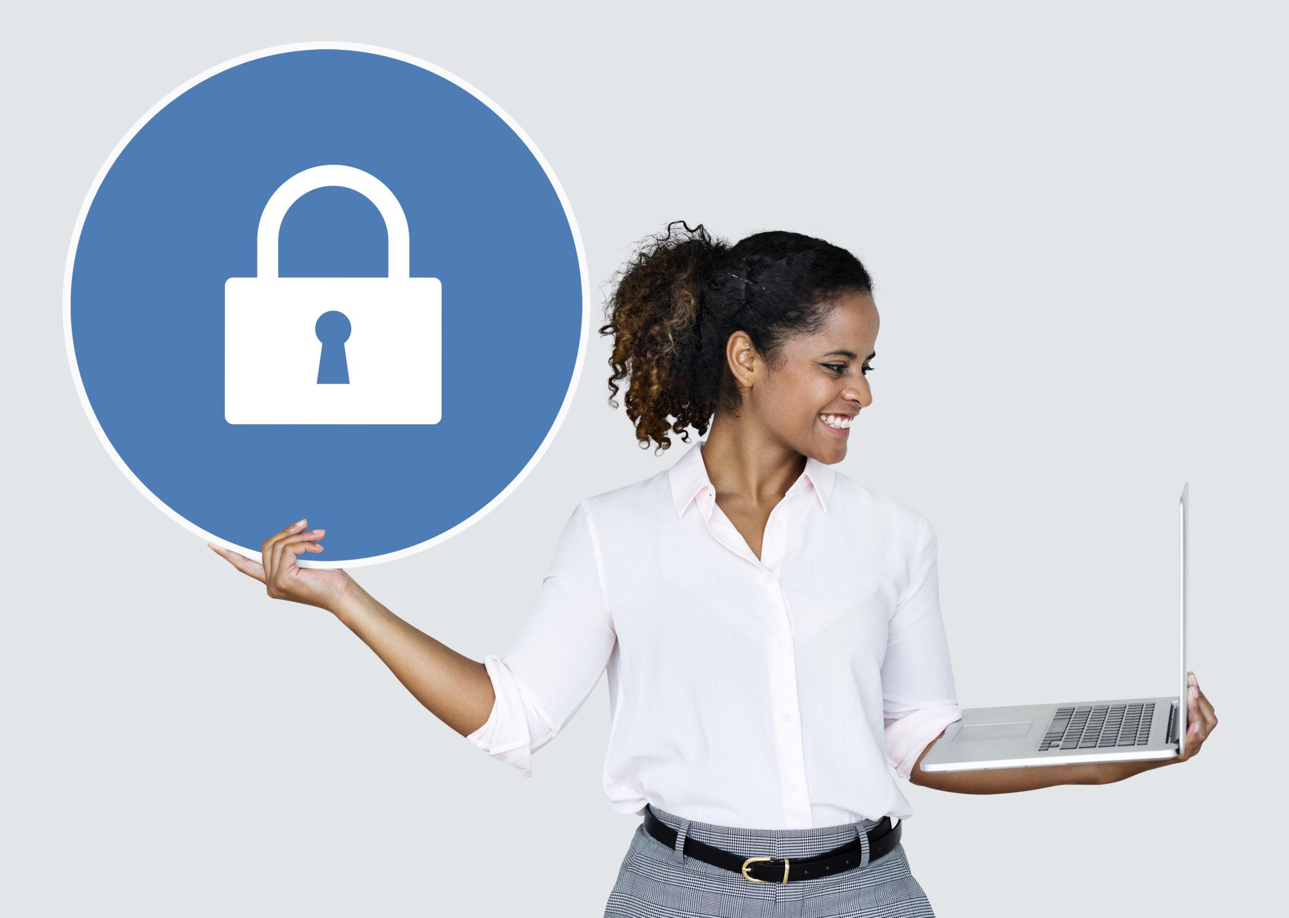 bezpieczeństwo danych w firmie